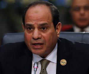 الرئيس السيسى يصدق على قانون التصالح فى بعض مخالفات البناء وتقنين أوضاعها
