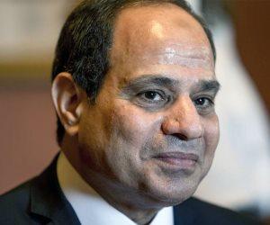 السيسي: موقف مصر لم ولن يتغير بدعم الجيش الوطني الليبي