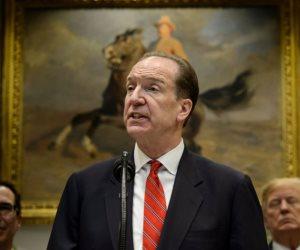 في أول زيارة للقاهرة.. رئيس البنك الدولي يصل وزارة الاستثمار