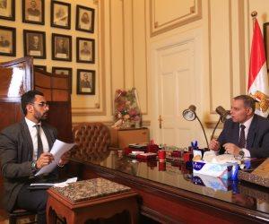 عميد حقوق القاهرة: التعديلات الدستورية لا تتدخل في أعمال القضاء ولا تمس استقلاله (فيديو)