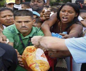 اقتصاد المقايضة.. العمل مقابل الغذاء في فنزويلا