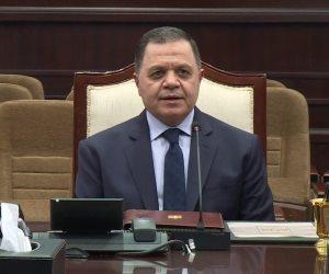 على هامش منتدى أسوان.. وزير الداخلية يستقبل نظيره الموزمبيقي