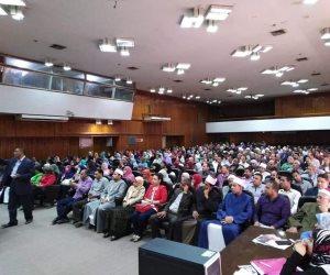 «قومي المرأة» في أسيوط يعقد ندوة عن أهمية المشاركة في التعديلات الدستورية