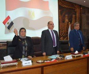 «قومي المرأة» في الغربية يعقد ندوة عن أهمية المشاركة السياسية فى  التعديلات الدستورية