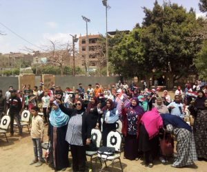 «قومي للمرأة» في الجيزة يعقد ندوة عن أهمية المشاركة في التعديلات الدستورية
