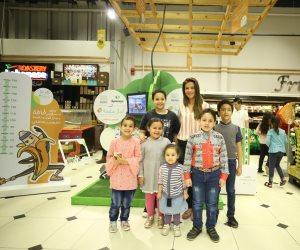 نستله تطلق مبادرة للترويج لأهمية تناول الخضروات والفاكهة للأطفال بالشراكة مع سلسلة سبينس مصر (صور)