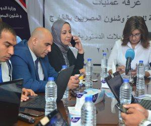 """حول الكورونا ..""""الهجرة"""" تنظم ندوة مع مستشار الرئيس للصحة وأطباء مصريين بالخارج"""