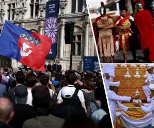 جولة في صحف العالم.. مسيرة بـ«باريس» حزنا على احتراق كنيسة «نوتر دام»