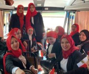 """""""واكتب لسيدات مصر اليوم شعرا مثلهن"""".. طوابير """"بهية"""" في الانتخابات """"تاج فوق الرووس"""""""