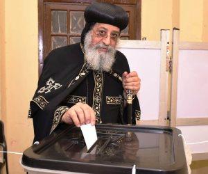 البابا تواضروس: نصلى لرفع الوباء من الموضع الذى زاره المسيح