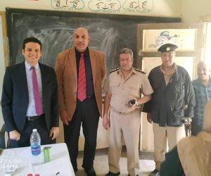 أهالى أسيوط يشاركون في الاستفتاء لليوم الثالث.. ونقيب المحامين بالمحافظة: إقبال كثيف على اللجان