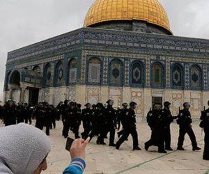 بعد اقتحام الأقصى اليوم.. حملة اعتقالات على الضفة الغربية وغلق الحرم الإبراهيمي أمام المصليين