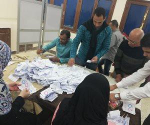 ناصر والواسطى ببنى سويف.. 92 ألف للقائمة الوطنية وإعادة على المقاعد الفردية