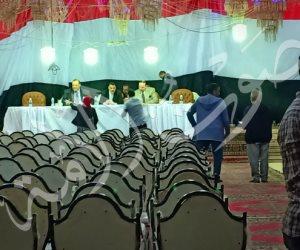 رئيس اللجنة العامة بالمطرية: قضاة اللجان لم تغادر أماكنها طوال فترة الاستفتاء على التعديلات الدستورية