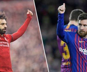 يورجن كلوب: صلاح يغيب عن مباراة برشلونة