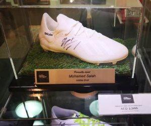 بعد اختياره في تايم.. توقيع صلاح أغلى من أفضل لاعب في العالم (صور)