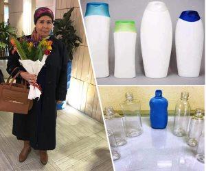 «ماجدة».. أسطورة جديدة في صناعة البلاستيك بالإسكندرية (صور)