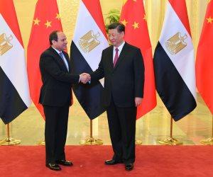 بالتزامن مع زيارة الرئيس السيسي لـ«بكين».. طبيعة العلاقات الاقتصادية بين مصر والصين