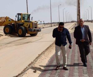 شمال سيناء تعلن جاهزيتها لاستقبال المحتفلين بشم النسيم (صور)