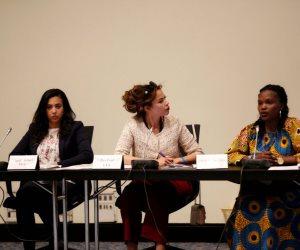 """""""ماعت"""": النساء الأفريقيات نموذج يحتذى به فى مواجهة التحديات وتنمية مجتمعاتهن (صور)"""