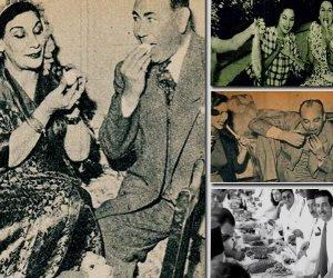 رحلة مع الزمن الجميل في شم النسيم .. «الفسيخ» على مائدة عظماء السينما