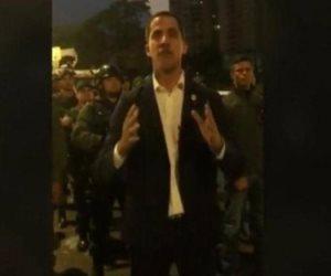 هل تنجح دعوة زعيم المعارضة إلى انتفاضة عسكرية في الإطاحة بـالرئيس الفنزويلي؟