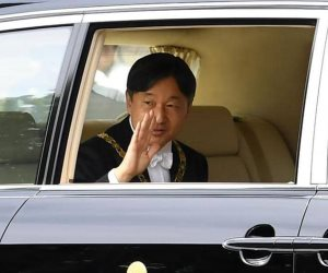 وسط طقوس تاريخية وممثلين من 180 بلدًا.. اليابان تنصب إمبراطورها الجديد