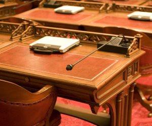 أول جلسة خلال أيام.. مقر مجلس الشيوخ يتزين لاستقبال النواب