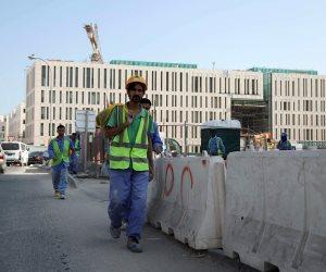 قطر  تحاول تبييض وجهها القبيح عبر قانون «نقابات العمال»