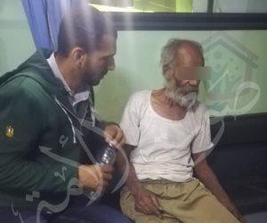 تجربة مثيرة لـ «صوت الأمة» تنتهي بعودة «عم حسين» إلى أسرته بعد سنوات التشرد
