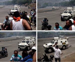 جولة في صحف العالم: ارتفاع أعداد قتلى عنف الشرطة والمعارضة بـ «فنزويلا»
