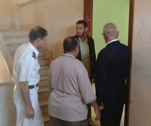 للامتناع عن سداد مستحقات الدولة.. إخلاء وتشميع 15شقة سكنية بشمال سيناء (صور)