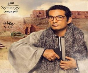 """عمرو سعد يظهر بمشاهد كوميدية فى أولى حلقات """"بركة"""""""