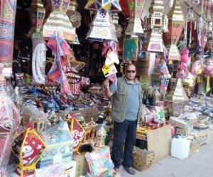 رمضان في سيناء طعم تاني.. أهالي الشمال يفضلون «الخيامية» والفانوس الخشبي (صور)