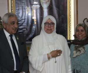 الداعية ياسمين الخيام لـ«صوت الأمة»: لست مع قراءة المرأة للقرآن فى الإذاعة والتليفزيون