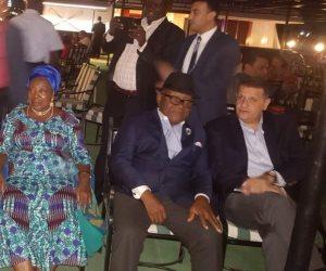رئيس برلمان غانا في ضيافة «أفريقية البرلمان» بعد لقاء «عبد العال» (صور)