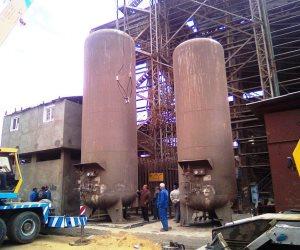 لإنتاج 500 ألف طن حديد.. تفاصيل مشروع تطوير شركة الدلتا للصلب (صور)