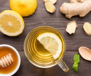 يعزز المناعة ويفقد الوزن.. فوائد الزنجبيل والثوم والعسل بالماء الدافئ