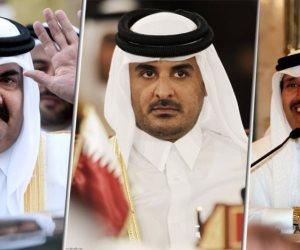 «تميم في الوحل».. العار يلاحق عائلة أمير قطر