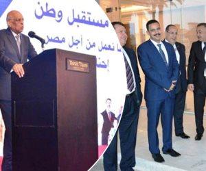 قيادات مستقبل وطن في استقبال رئيس البرلمان: عبدالعال قيمة وقامة نحترمها
