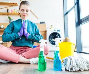 تنظيف المنزل أبرزها.. نصائح هامة لخسارة وزنك