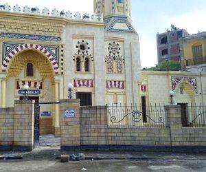 استعدادا لصلاة العيد..  تعقيم المساجد بصلاح الدين في المنيل