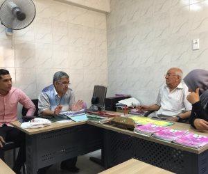تعرف على تفاصيل خطة ميكنة مكاتب الصحة بشمال سيناء (صور)
