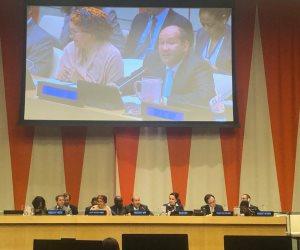مصر تترأس لأول مرة الاجتماع المشترك للمجالس التنفيذية لكبرى منظمات الأمم المتحدة في نيويورك