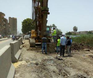س & ج.. تفاصيل مشروع كوبري المراغة الجديد بمحافظة سوهاج