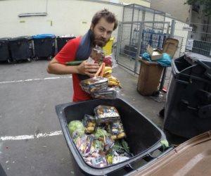 تفاصيل أول تحرك دولي لتقنين «أكل الزبالة» لمواجهة إهدار الطعام