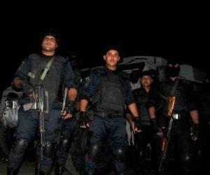 الأمن يتصدى لعناصر إرهابية أطلقت النار على كمين بشمال سيناء
