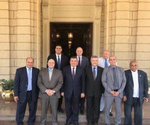 """وفد برلماني يزور قصر عابدين.. ورئيس «سياحة النواب»: """"مصر تحتاج لتسويق"""" (صور)"""