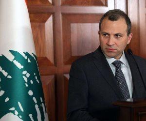 جبران باسيل في مرمى السعوديين.. ولبنانيون يطالبون بإقالته