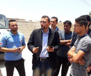 """وكيل"""" الصحة"""" بشمال سيناء يستجيب لأهالي """"حي الكرامة"""" بانشاء مركز صحي (صور)"""